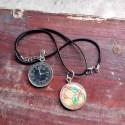 Medalion rotund